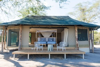 A Delightful Retreat at Kuthengo Camp